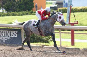 Increible (MEX) ganando la segunda clasificatoria al Caribe. Foto Cortesía de Miguel Angel Espinoza